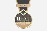 Best Estate Agent Guide Awards Sales 2019  - Gibbs Gillespie