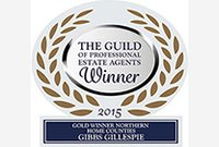 Best Agent in the Home Counties 2015 - Gibbs Gillespie