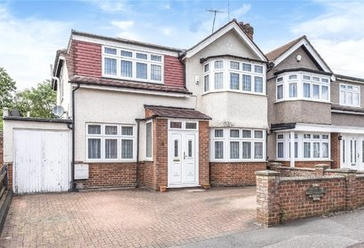 sale agreed rofant road london 1039 - Gibbs Gillespie