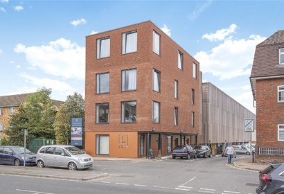 sale agreed luna apartments london 3970 - Gibbs Gillespie