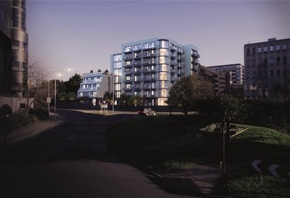 sale agreed panorama london 9281 - Gibbs Gillespie