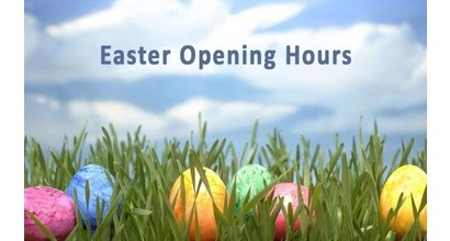 Easter Opening Hours - Gibbs Gillespie