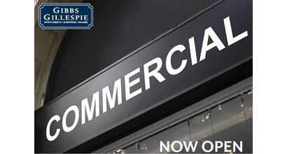 Gibbs Gillespie Commercial is now open for business - Gibbs Gillespie