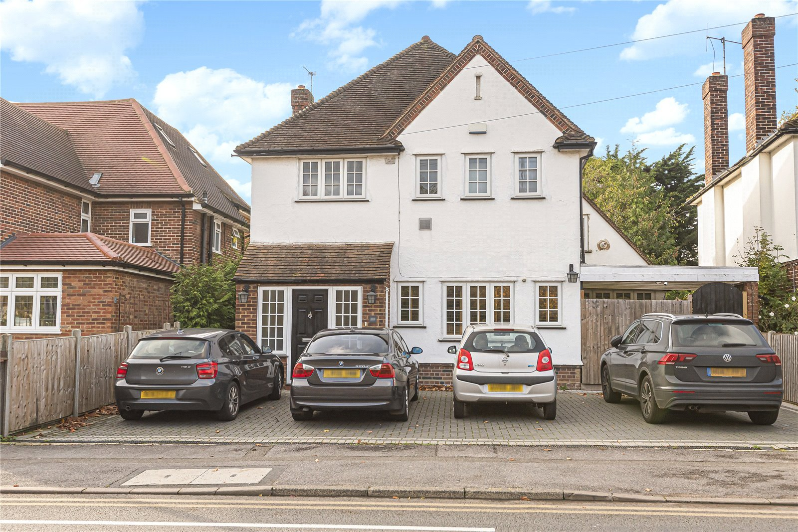 3 Bedroom House For Sale In Park Road North Uxbridge Middlesex Ub8 Gibbs Gillespie